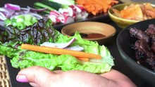 Making Korean Style Bulgogi Sh...