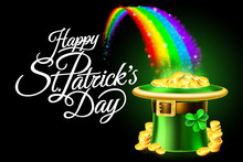 Happy St Patricks Day Leprecha...