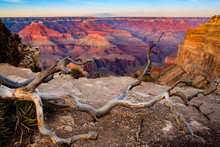 Grand Canyon Sunset Landscape ...