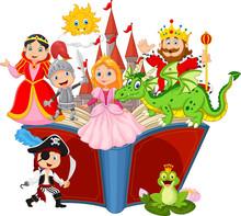 Imagination In A Children Fair...