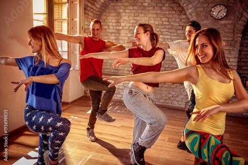 dancer-exercising-dance-training-in-studio