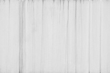 Water Stain On White Concrete Wall