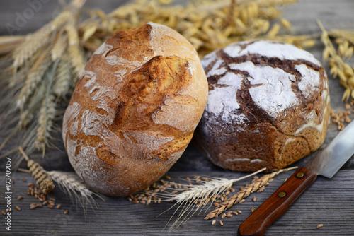 Foto Brot Messer