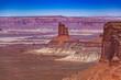 Canyonland landscape