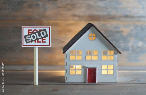 Fotografía House sold