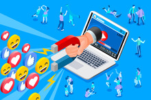 Social Influencer And Media Content