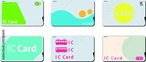 Japanese IC card set.eps