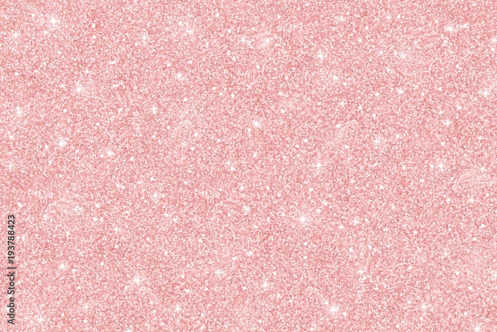 Fototapety, obrazy: Rose gold glitter texture