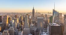 New York City. Manhattan Downt...