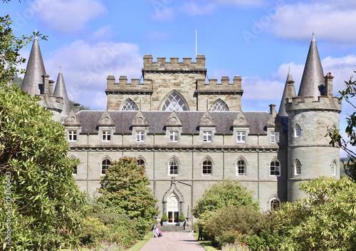 Photo Inveraray Castle, Schottland