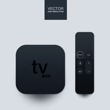 TV Box, Smart Tv, Tv Player Box Device With Remote Controller