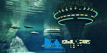 Underwater Alien Cave - Severa...
