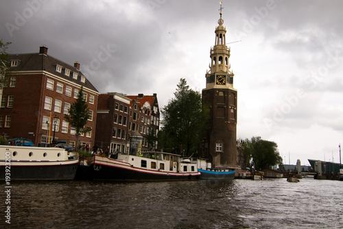 Photo  Montelbaanstoren, Amsterdam