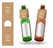 Paper Bottle Neck Hang Tag Die...