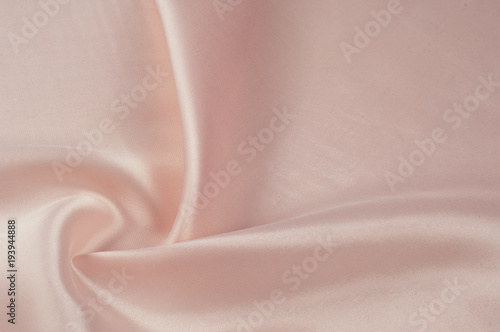 texture, Cloth is pale pink silk  A sense of mood is a clean