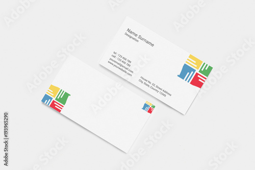 Business Card Design Business Card For Company Visiting Card