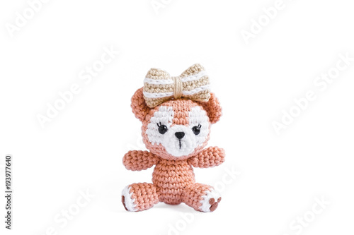 Teddy Bear Amigurumi Free Pattern | 334x500