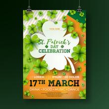 Saint Patrick's Day Party Flye...