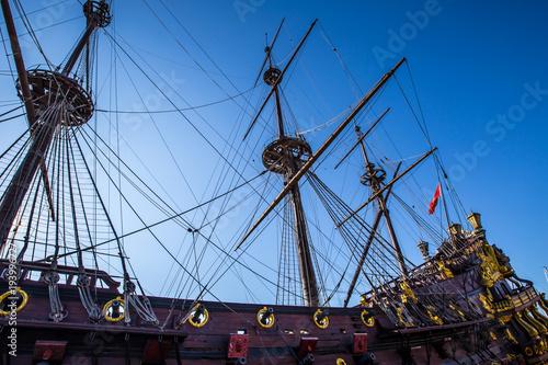 Fotografie, Obraz  Bateau pirate