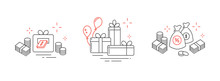 Icons From Fine Lines, Gifts, ...