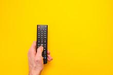 Television Remote Control In T...