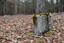 Historic Cemetery Gravestones