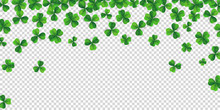 Patrick Day Background With Ve...