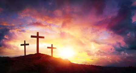 Crucifixion Of Jesus Christ...