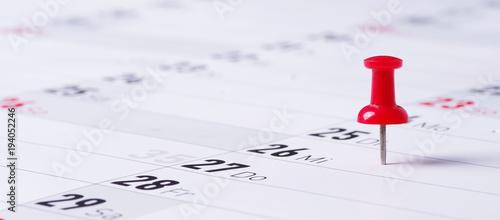 Fotografía  Kalender, Termin