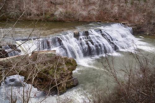 Fotografie, Obraz  High Falls Park