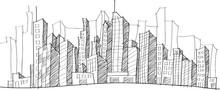 Cityscape Vector Illustration ...