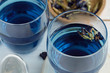 Butterfly pea flower tea is caffeine free herbal tea and retains many of the medicinal properties of the Clitoria ternatea plant. This exotic blue pea tea also named Cordofan pea or Asian pigeon