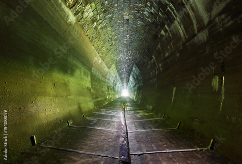 Dark Tunnel  - nobody