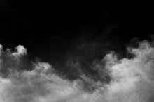 Clouds Over Black.