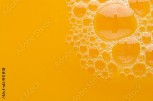 Cadres-photo bureau Jus, Sirop Orange juice Background