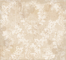 Damask Ornament Pattern Textur...