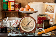 Retro USSR Kitchenware