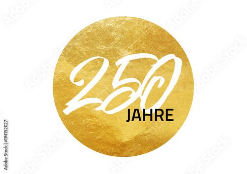 Tela  250 Jahre im goldenen Kreis