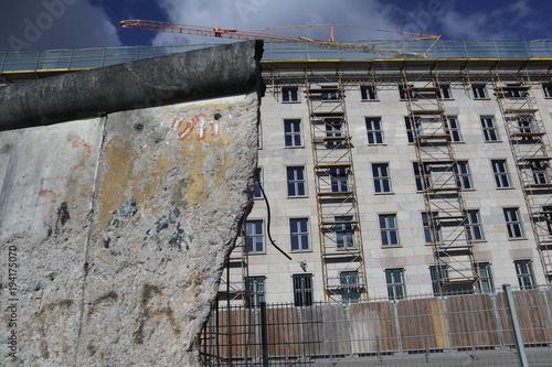 Fotografia  Muro di Berlino