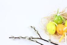 Wielkanoc - Kolorowe Pisanki I...