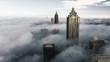 Leinwandbild Motiv Fog