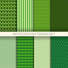 St. Patrick's Day Seamless Pat...