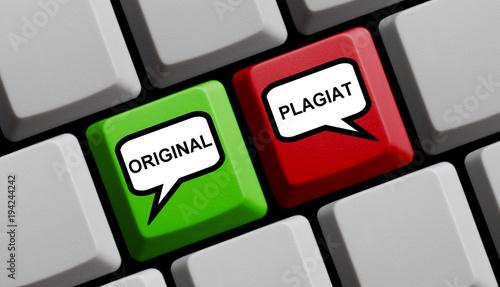 Fotografering Original und Plagiat online