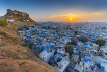 The Blue City And Mehrangarh F...