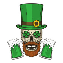 The Skull Of Saint Patrick's W...