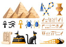 Ancient Egyptian Symbols And D...