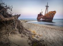 Dimitrios Shipwreck