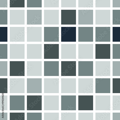 background-with-gray-squares-squares-of-gray-shades-mosaic-with-white-edging-endless-seamless-pattern-tiles-wallpapers-paper-vector-illustration