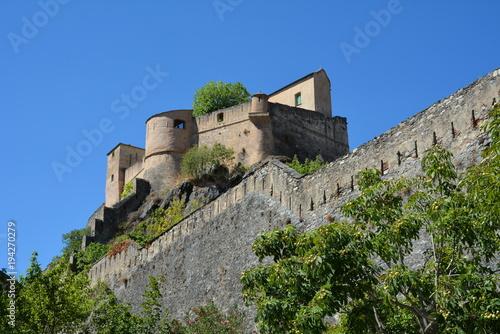 Fotografie, Obraz  Corte, Corse, la citadelle.