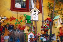 Beautiful Details, Bird Houses...